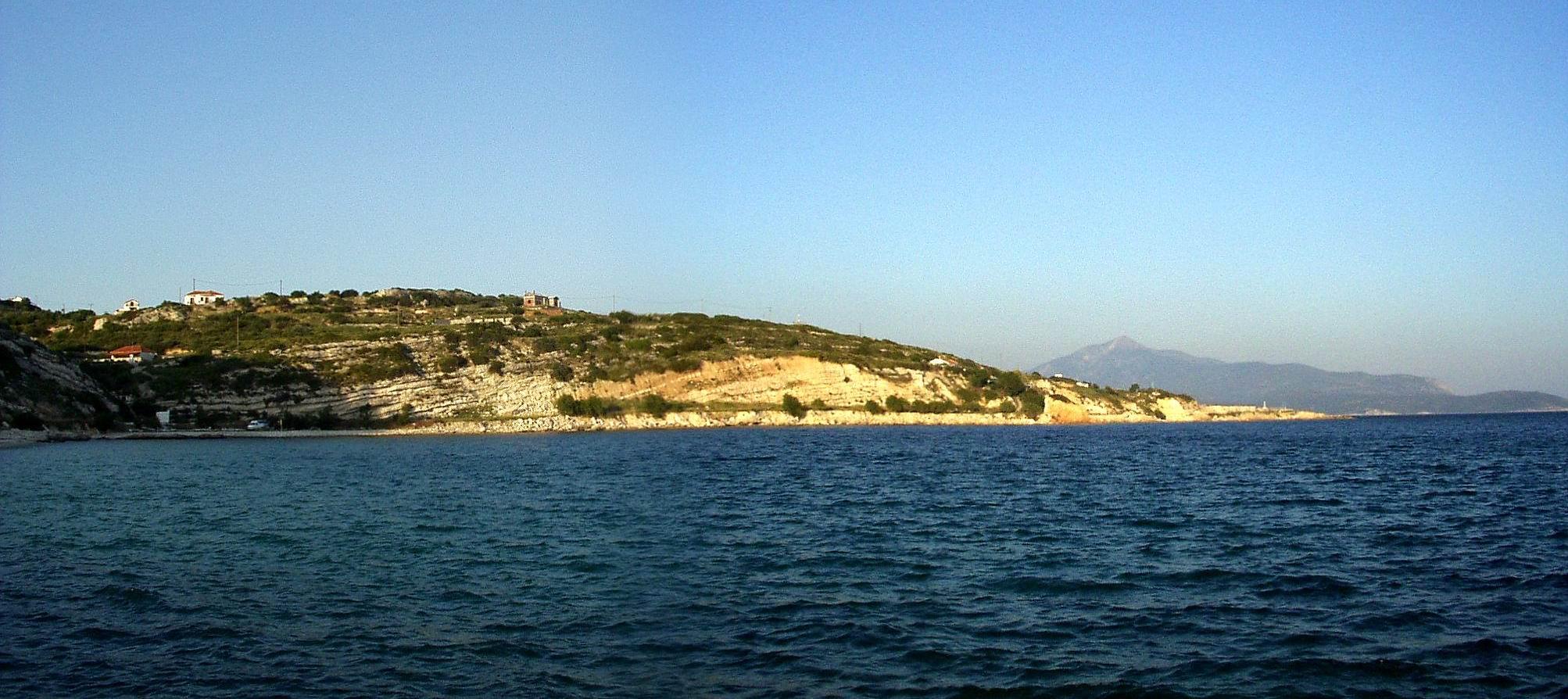 Samos panorama
